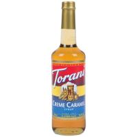 Karamell / Caramel - Aroma Sirup - 750 ml