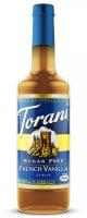 French Vanilla zuckerfrei - Aroma Sirup - 750 ml