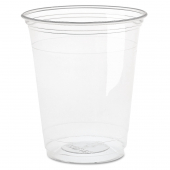 Solo Plastic Clear Cup 14oz (414 ml)