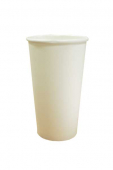 Solo Becher White 20 oz (420W)
