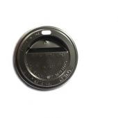Seda Dome Lid black 12/16 oz