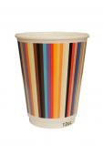 Seda Hot Paper Cup Rainbow 12 oz