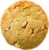 Cookie mit weißer Schokolade & Macadamianüssen